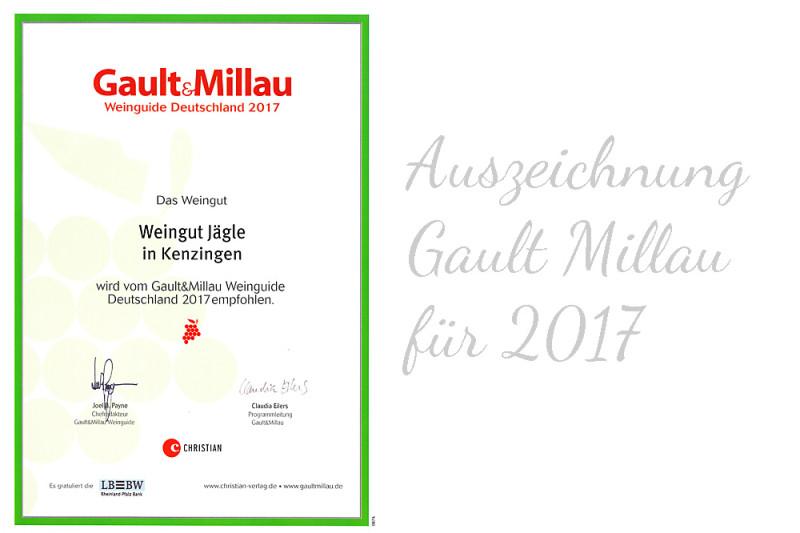 Gault Millau 2017